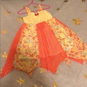 Other - GIRLS 4T SUMMER DRESS 👗